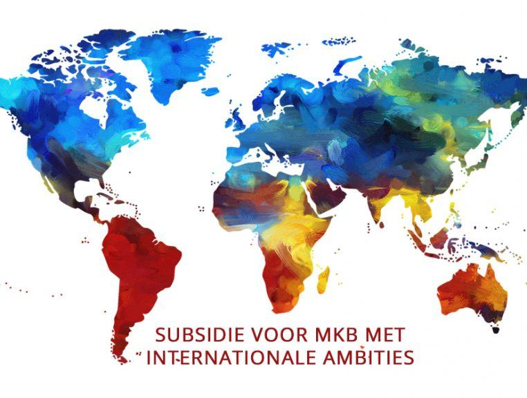Subsidieplafond voor Vouchers Internationaal Ondernemen 2018