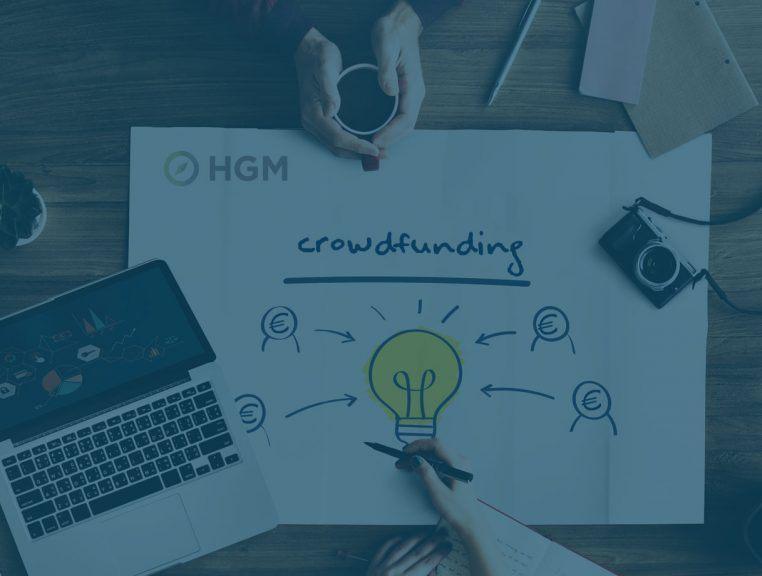 HGM adviseert bij Crowdfunding