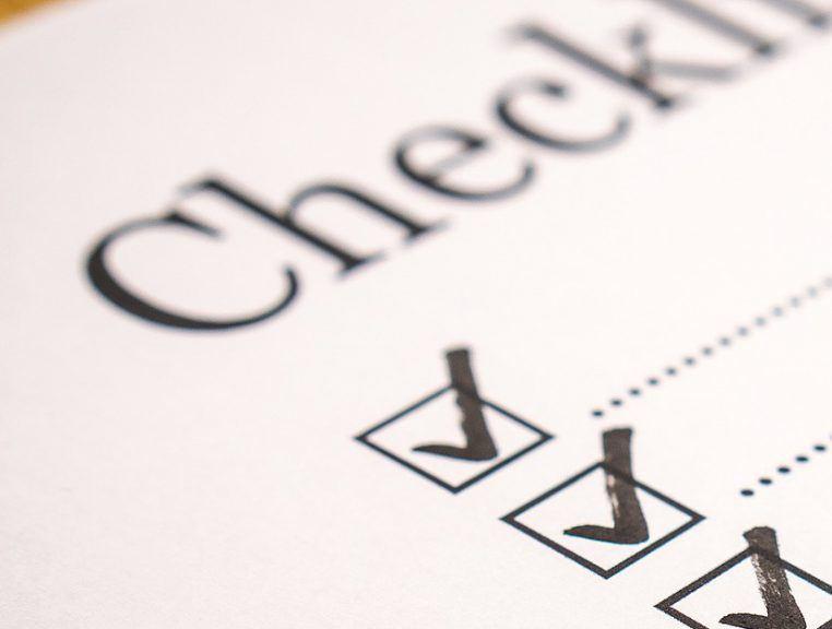 Afspraak met een subsidieadviseur? Maak het uzelf makkelijk met deze checklist.
